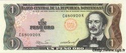 1 Peso Oro RÉPUBLIQUE DOMINICAINE  1988 P.126 NEUF