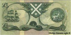 1 Pound ÉCOSSE  1984 P.111f NEUF