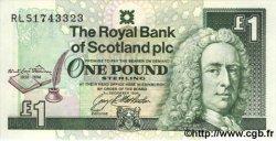 1 Pound ÉCOSSE  1994 P.358 NEUF