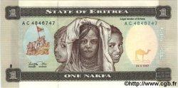 1 Nafka ÉRYTHRÉE  1997 P.01 NEUF