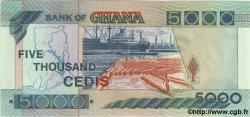 5000 Cedis GHANA  1995 P.31a NEUF
