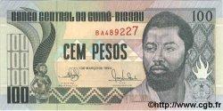 100 Pesos GUINÉE BISSAU  1990 P.11 NEUF