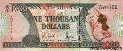 1000 Dollars GUYANA  1996 P.33 NEUF