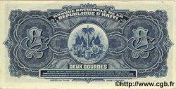 2 Gourdes HAÏTI  1973 P.211 NEUF