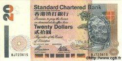 20 Dollars HONG KONG  1996 P.285b NEUF
