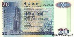 20 Dollars HONG KONG  1994 P.329 NEUF