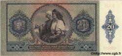 20 Pengö HONGRIE  1941 P.109 NEUF