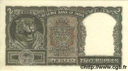 2 Rupees INDE  1962 P.031 NEUF