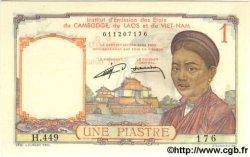 1 Piastre INDOCHINE FRANÇAISE  1953 P.092 NEUF