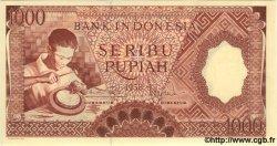 100 Rupiah INDONÉSIE  1958 P.061 pr.NEUF