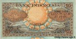 50 Rupiah INDONÉSIE  1959 P.068 pr.SPL
