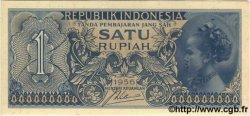 1 Rupiah INDONÉSIE  1956 P.074 NEUF