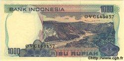 1000 Rupiah INDONÉSIE  1980 P.119 pr.NEUF