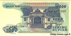 1000 Rupiah INDONÉSIE  1987 P.124 NEUF