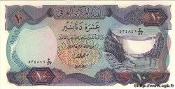 10 Dinars IRAK  1973 P.065 NEUF
