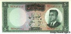 50 Rials IRAN  1962 P.073b NEUF