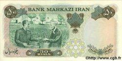 50 Rials IRAN  1971 P.097b NEUF