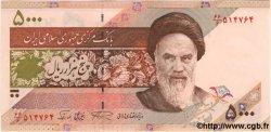 5000 Rials IRAN  1993 P.145 NEUF
