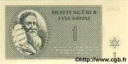 1 Krone ISRAËL  1943 WW II.701 NEUF