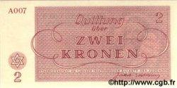 2 Kronen ISRAËL  1943 WW II.702 NEUF