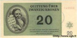 20 Kronen ISRAËL  1943 WW II.705 NEUF