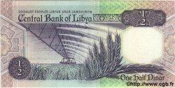1/2 Dinar LIBYE  1990 P.53 NEUF