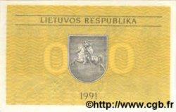 0,10 Talonas LITUANIE  1991 P.29a NEUF