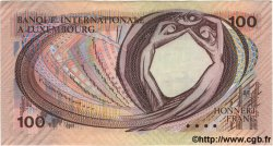 100 Francs LUXEMBOURG  1981 P.14A SPL
