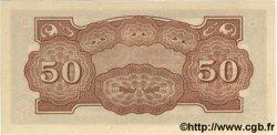 50 Cents MALAISIE  1942 P.M04b NEUF