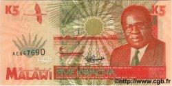 5 Kwacha MALAWI  1995 P.30 NEUF