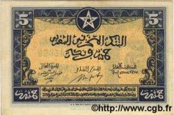 5 Francs MAROC  1943 P.24 pr.NEUF