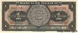 1 Peso MEXIQUE  1970 P.059.l NEUF