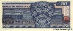 50 Pesos MEXIQUE  1981 P.073 NEUF
