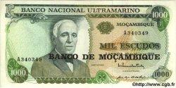 1000 Escudos MOZAMBIQUE  1972 P.119 NEUF