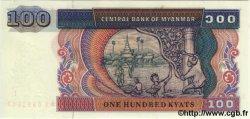 100 Kyats MYANMAR  1994 P.74 NEUF