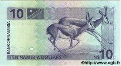 10 Namibia Dollars NAMIBIE  1993 P.01 NEUF