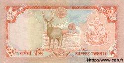 20 Rupees NÉPAL  1982 P.32 NEUF
