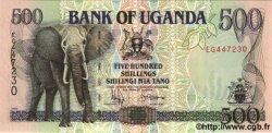 500 Shillings OUGANDA  1996 P.35 NEUF