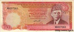 100 Rupees PAKISTAN  1975 P.31 SUP