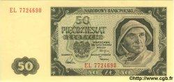 50 Zlotych POLOGNE  1948 P.138a NEUF