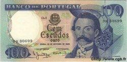 100 Escudos PORTUGAL  1965 p.169 SPL