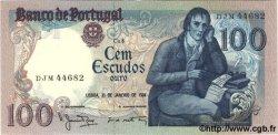 100 Escudos PORTUGAL  1981 P.178b NEUF