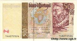 500 Escudos PORTUGAL  1997 P.187a NEUF
