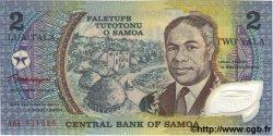 2 Tala SAMOA  1990 P.31c NEUF