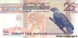 25 Rupees SEYCHELLES  1997 P.37 pr.NEUF