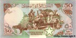 50 Shillings SOMALIE RÉPUBLIQUE DÉMOCRATIQUE  1987 P.34b NEUF