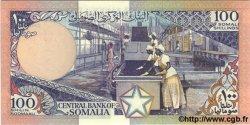 100 Shillings SOMALIE RÉPUBLIQUE DÉMOCRATIQUE  1989 P.35c NEUF