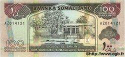 100 Schillings SOMALILAND  1996 P.05b NEUF