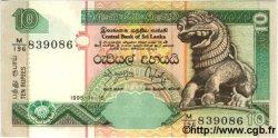 10 Rupees SRI LANKA  1995 P.102 NEUF