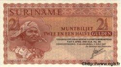 2 1/2 Gulden SURINAM  1967 P.117b NEUF